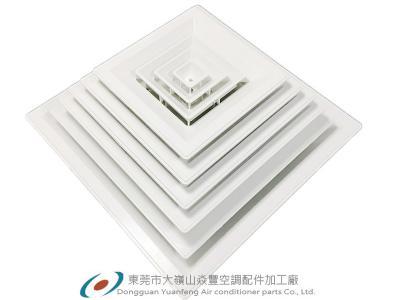 【YF108A】ABS風口-方形散流器